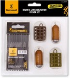 BROWNING BREAM & OTHER SILVERFISH FEEDER KIT-FEEDER SZETT