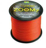 Fonott Zsinór CORMORAN CORASTRONG ZOOM7 orange 300m 0,18mm FONOTT ZSINÓROK