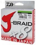 DAIWA J-BRAID FONOTT ZSINÓR CHARTREUSE 8 BRAID 300M 0,28MM