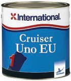 Cruiser Uno EU 2,5 Lt., fekete FESTÉKEK-HIGÍTÓK