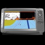 LOWRANCE HOOK2-7 SPLITSHOT GPS/HALRADAR PLOTTER
