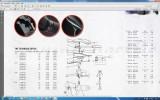 Rhino Gear Switch VX 34-54 lsd. Robbantott rajz CSÓNAKMOTOR ALKATRÉSZ-FELSZERELÉS