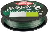 BERKLEY WHIPLASH 8 300M 0.12 GREEN-FONOTT ZSINÓR FONOTT ZSINÓROK