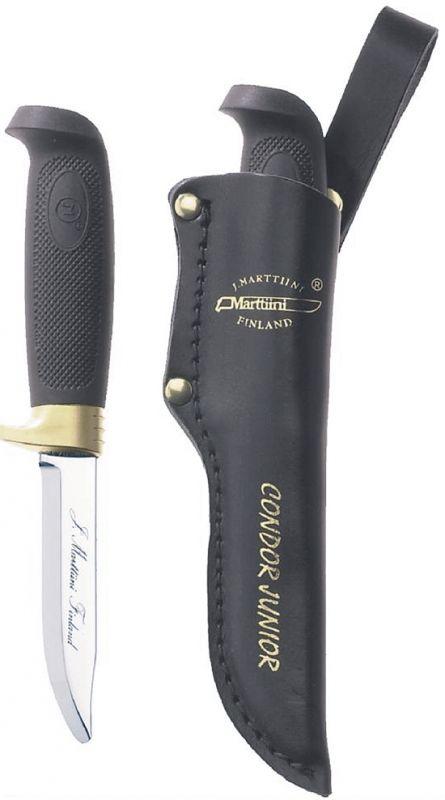 Marttiini cutit Condor Junior, with rounded tip186010