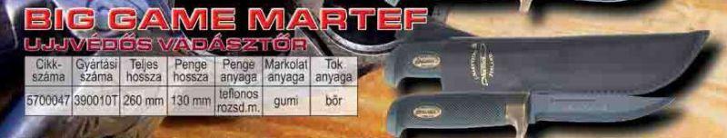 Marttiini Big Game Martef kés 13 cm 390010T KÉS