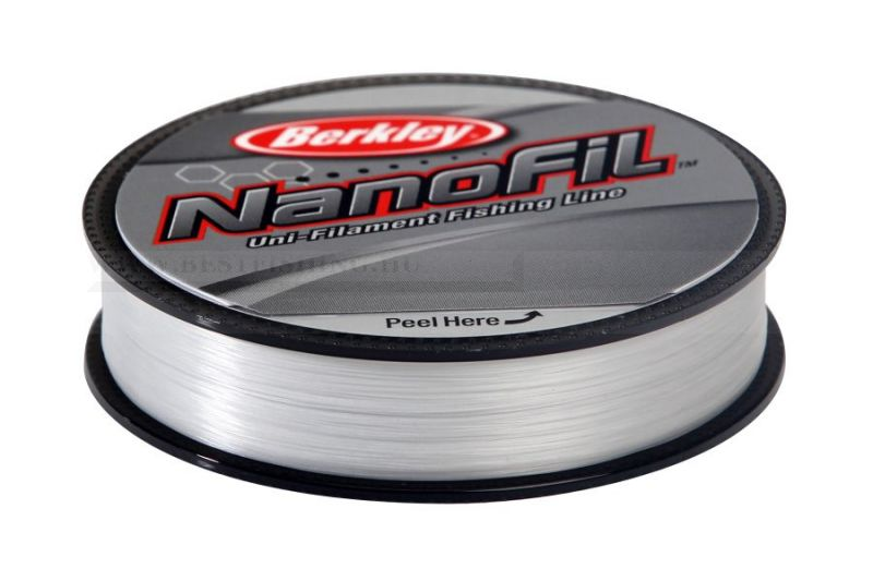 Berkley Nanofil 270m 0, 17 mm Clear