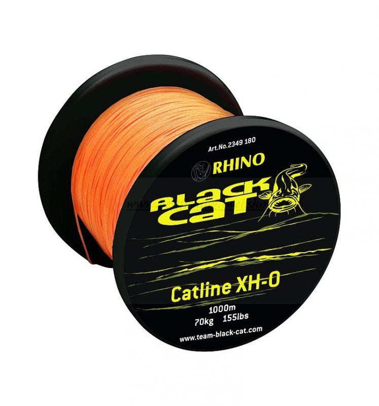 Black Cat Catline XH-O 70kg, 250m FONOTT ZSINÓROK