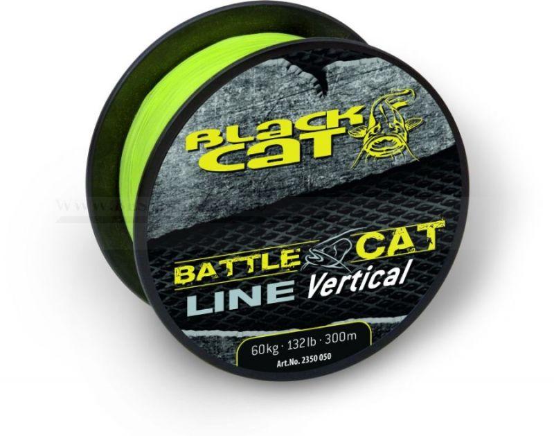 BLACK CAT ZINÓR BATTLE CAT LINE VERTICAL 300m 0,50mm FONOTT ZSINÓROK