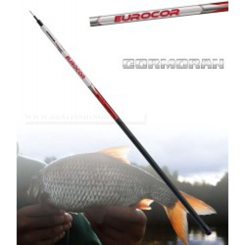 CORMORAN EUROCOR TELE WHIP 3M-SPICC BOT