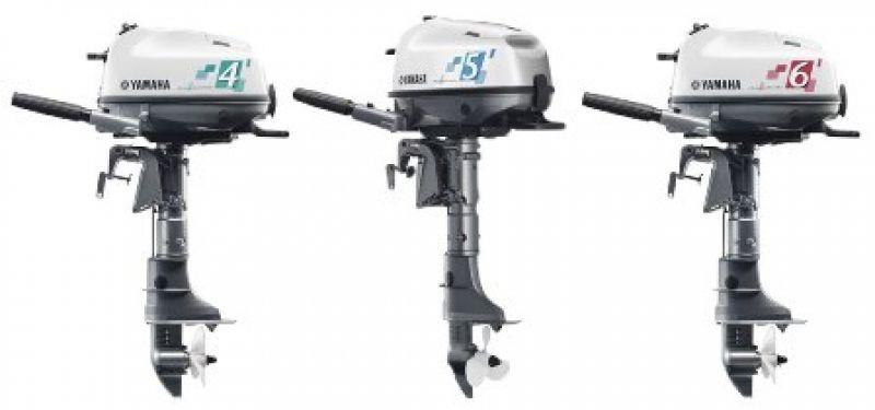 Yamaha F4 B MHS