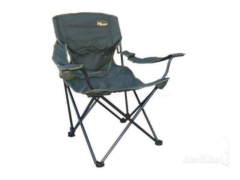 K-KARP EASY FOLDING CHAIR, szék 4 láb AKCIÓS SZÉK-FOTEL-ÁGY
