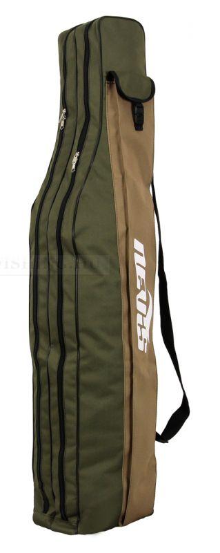NEVIS Bottartó táska zöld 165D (5201-165