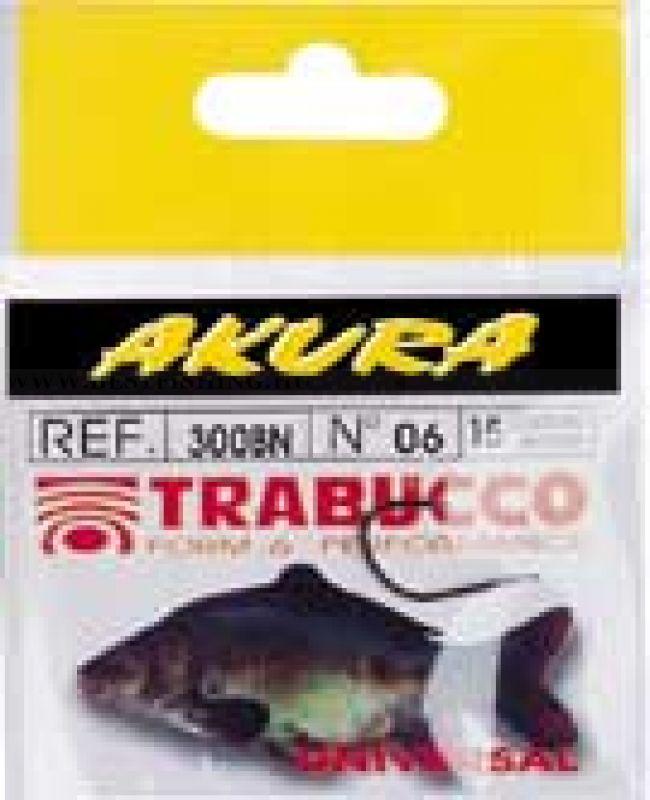 Trabucco Akura Universal 300BN 02-es 10db PONTYOZÓ HOROG
