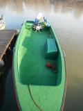Best Fishing Boat 6 méteres csónak