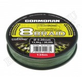 Cormoran Corastrong 8-Braid 135m 0, 10mm
