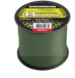 Cormoran Corastrong 8-Braid 2000m 0,18mm