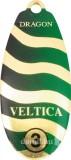 DRAGON VELTICA arany - zöld / arany nr 2 körforgó villantó
