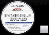 ZSINÓR DRAGON INVISIBLE BRAID SZÍN: INVISIBLE 135m-0,18mm