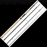 ABU GARCIA ROD Venturi 1004 M 15-50g Spinning-TRVLR