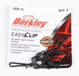 Berkley Mc Mahon Easy Clip Snap/Swivels size 12