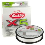 BERKLEY X5 BRAID CRYSTAL 0,10MM 150M