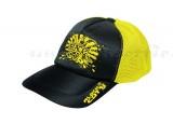 BLACK CAT MESH CAP