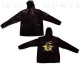 BLACK CAT FLEECE JACKET M
