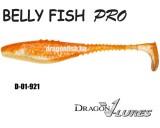 DRAGON BELLY FISH PRO 10cm Szín: 01-921