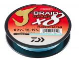 DAIWA J-BRAID GRAND X8E 0,18MM-135M KÉK