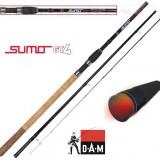 D.A.M SUMO GT4 MET.FEEDER 100-200gr 3+3