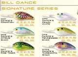 BOMBER FAT FREE SHAD BD5SL, 5,71cm, 6,5gr, Dances Pearl White