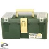 FISHING BOX DE LUX TIP. 295-VALIZA PESCUIT