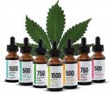 HempWorx full spektrumú CBD olaj 500mg -természetes ízű CBD OLAJOK