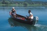 HONDA csónakmotor  BF10 DK2 SH U BENZINES CSÓNAKMOTOR