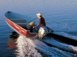 HONDA csónakmotor  BF15 DK2 SH U BENZINES CSÓNAKMOTOR