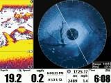 Halradar Humminbird AS360SSI 360 ° jeladó HALRADAR