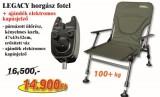 Legacy horgász fotel + 6314-001 (KB-455)-szék-fotel