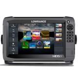HDS-9 Gen3 Touch GPS/halradar kombó jeladó nélkül
