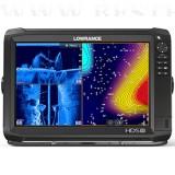 LOWRANCE HDS-12 CARBON TOUCH GPS/HALRADAR 83/200 + LSS-3D