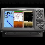 LOWRANCE HOOK-7 HALRADAR GPS