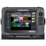 HDS-7 Gen3 Touch GPS/halradar kombó jeladó nélkül HALRADAR