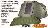 Luxxus Dome sátor + Nightwalker hálózsák (KB-454)
