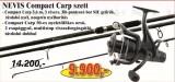 Nevis Compact Carp szett 1473-360+ 2249-250 (KB-414)