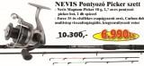 Nevis Pontyozó picker szett 1230-300+ 2247-140 (KB-410)
