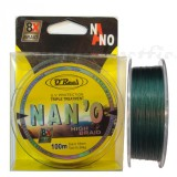 Horgász zsinór fonott Oreel Nanobraid 0,26mm 100m
