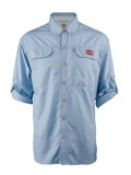 PENN TECHNICAL VENTED SHIRT BLUE XXL