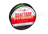 Quantum Quattron PTI-Braid 0. 12mm, 1800m, verde
