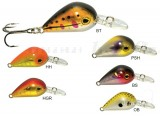 Rapture PRO VMC HOOKS HOT BUZZ S wobbler, 2,5cm, 3gr, OB szín