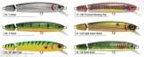 RAPTURE PRO VMC HOOKS VJ TAIL S wobbler, 6cm, 4,5gr, LGS szín