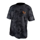 SAVAGE GEAR BLACK SAVAGE TRICOU MARIME: XL-TRICOU